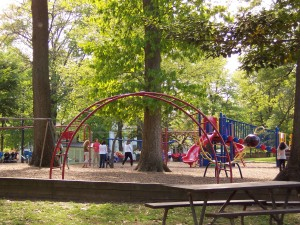 Lynbrook Park in East Bethesda