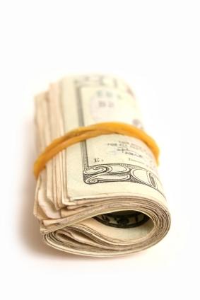 Found money!