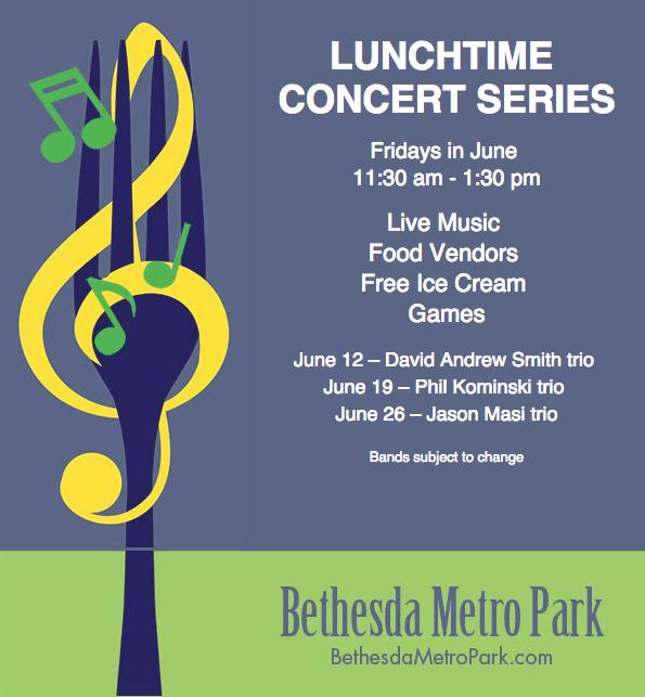 BEthesda concert series