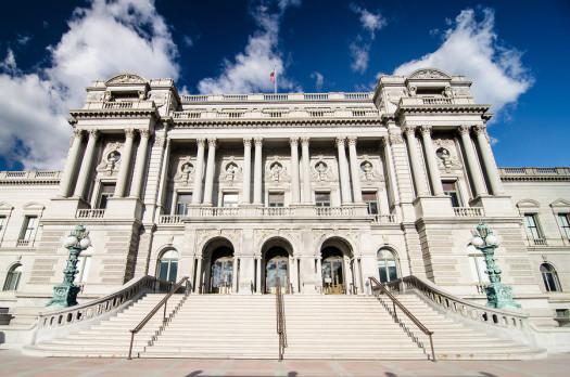 Library of Congress, Washington DC - United States
