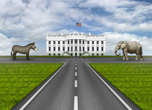 Roads To The White House