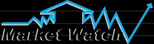Market watch light blue