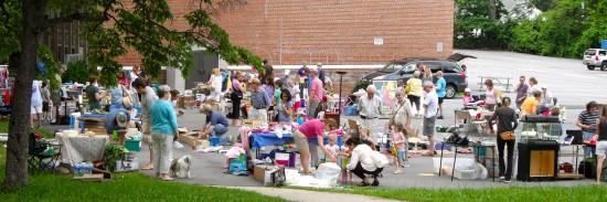 East Bethesda Yard Sale