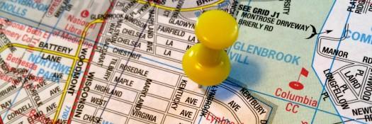 East Bethesda Map - Version 3